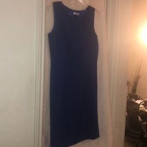 Royal Blue Staight Dress-Calvin Klein Size 4